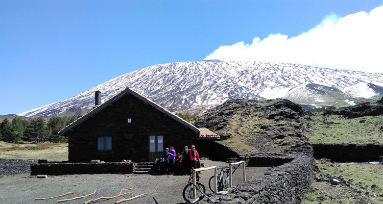 It's the right time to book the Giro dell'Etna mountain bike tour!