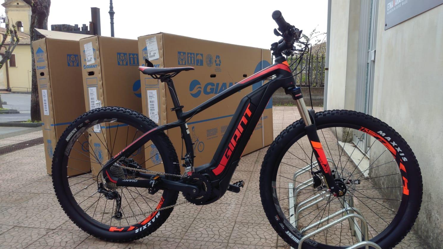 giant e bike