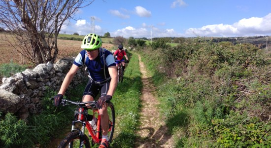 South Sicily Hike and Bike Tour