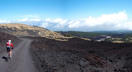 Mount Etna trails