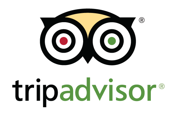 We are on Tripadvisor