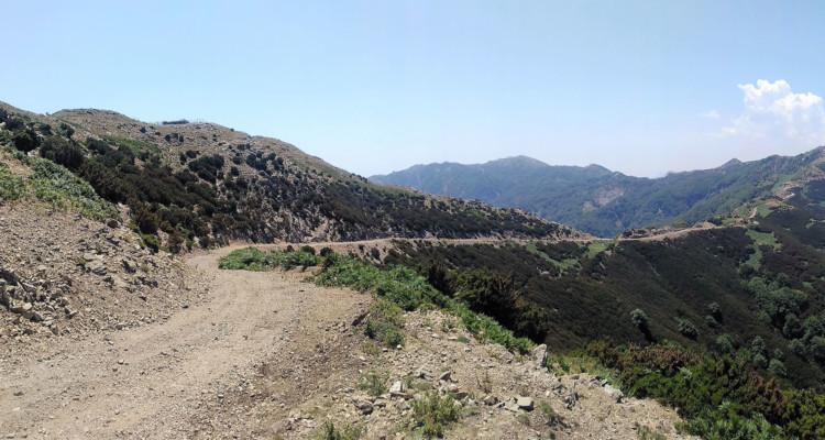 The Peloritani Ridge