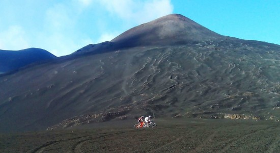 The Great Volcanic E-bike Tour