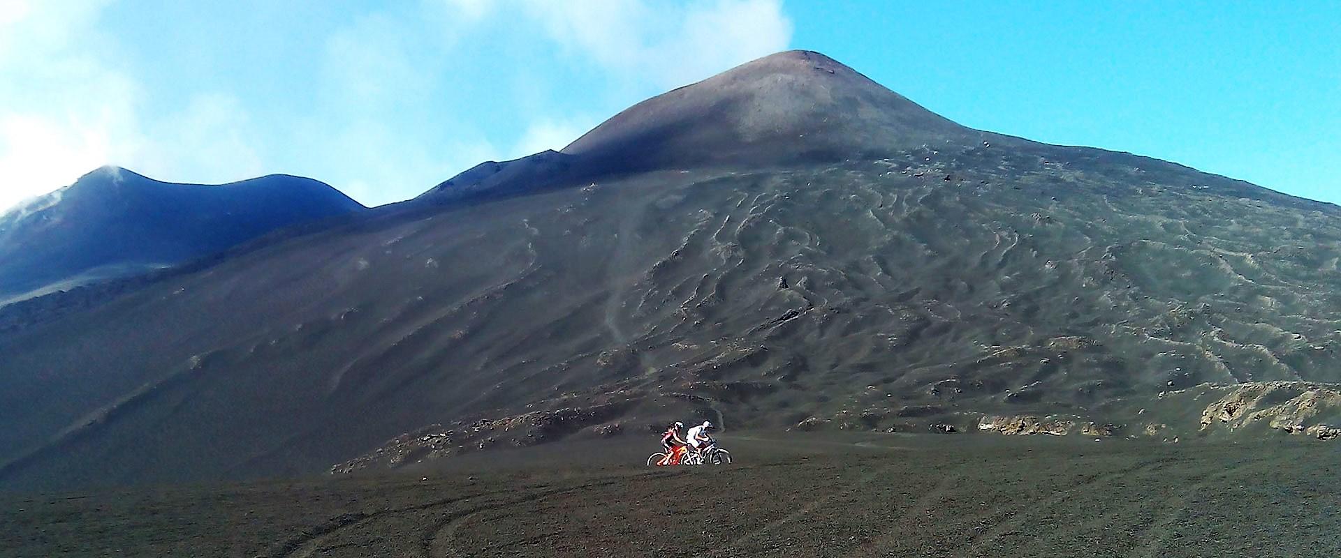 Mount Etna mtb - Piano delle Concazze