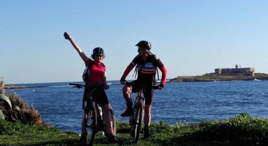 Sicily Mountain Bike Tour