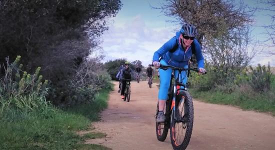 Ladies Only Mountain Bike Tour