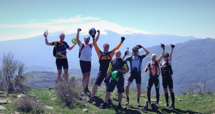 Happy spring and Happy Easter from Etna Bike Tours