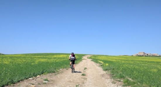 Gravel E-bike Tour in the Heart of Sicily